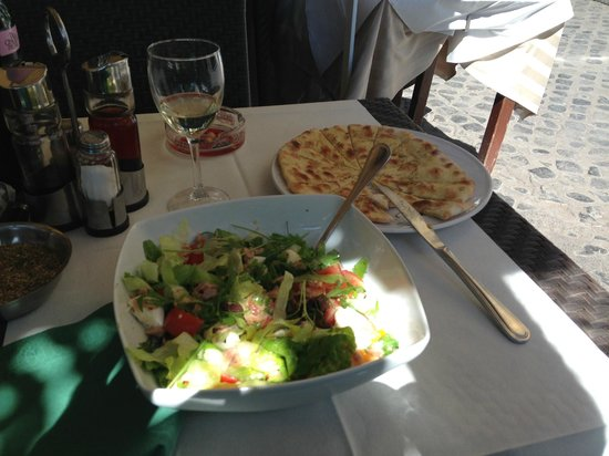 Ristorante Pizzeria Imperiale: insalata speciale (imperiale)