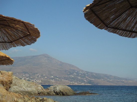 Andros Holiday Hotel: more beach views...