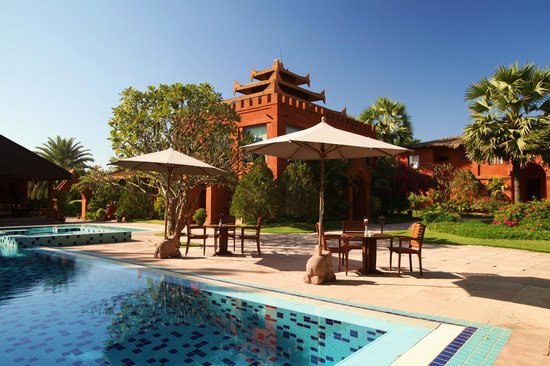 Myanmar Treasure Resort Bagan : Swimming Pool