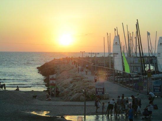 Herods Tel Aviv: Sunset