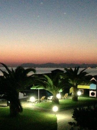 Hotel Sea Side: Fint på kvällen
