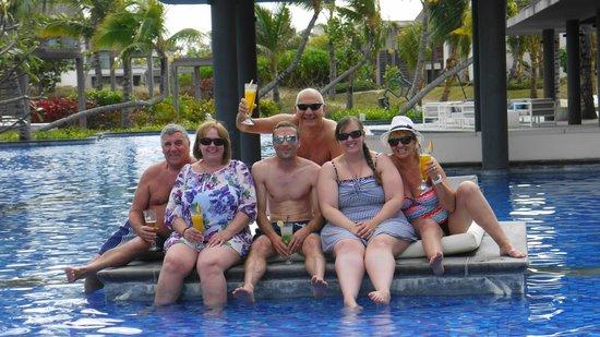 Long Beach Golf & Spa Resort: happy holidays