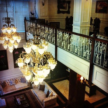 Dhavara Hotel: Lobby