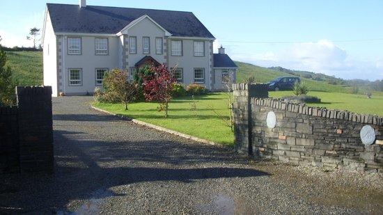Murvagh Links Manor: entrance