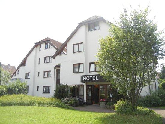 Flora Hotel Möhringen: German Hotel