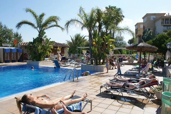Hotel Bahía de Alcudia: Pool