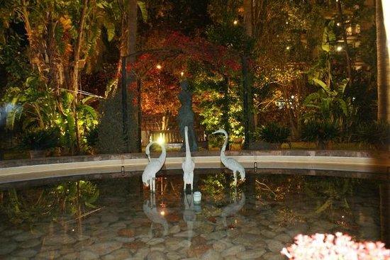 Hotel Bahia de Alcudia: Hotel Gardens