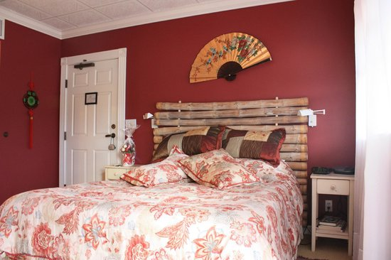 Old Town GuestHouse: Oriental Poppy Room