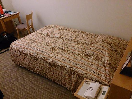 Odakyu Hotel Century Sagami-Ono : 床很舒適