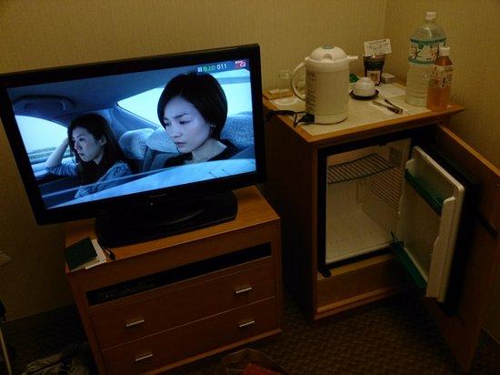 Odakyu Hotel Century Sagami-Ono : 麻雀雖小五臟俱全