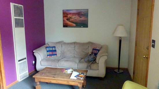 Kokopelli Lodge & Suites: Salon