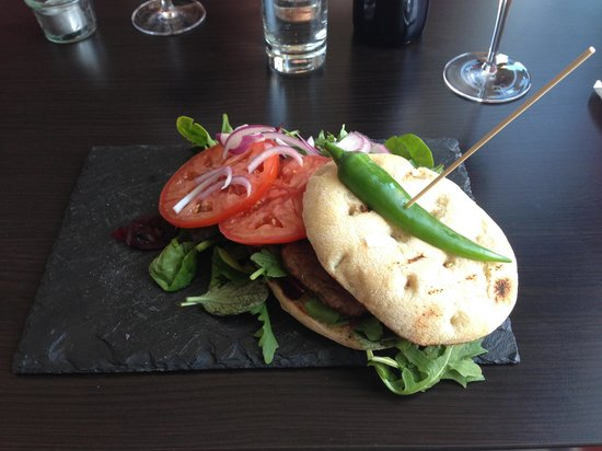 Hot Buns Skagen: Gastroburger