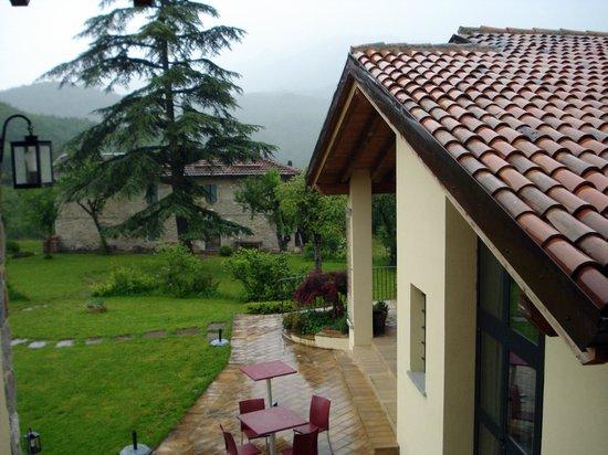 Borgo Pianello: Reception Entrance