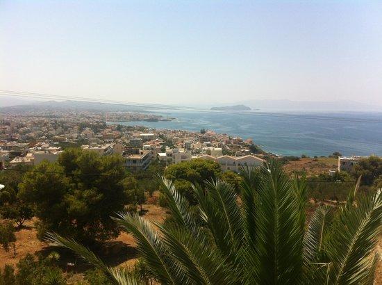 Akrotiri: Uitzicht kamer