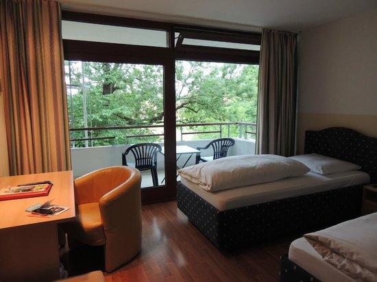 Central Hotel-Apart: غرفة لشخصين