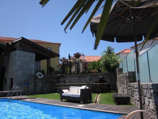 Casa D' Joao Enes Afife Residence: Prachtige tuin met zwembad