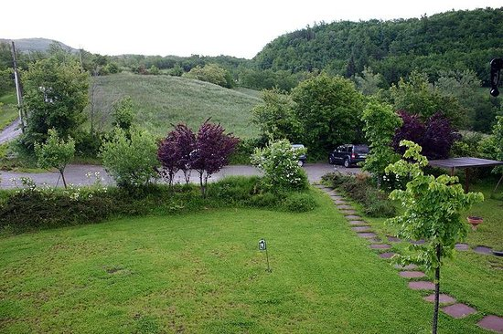 Borgo Pianello: View from Apartment 4