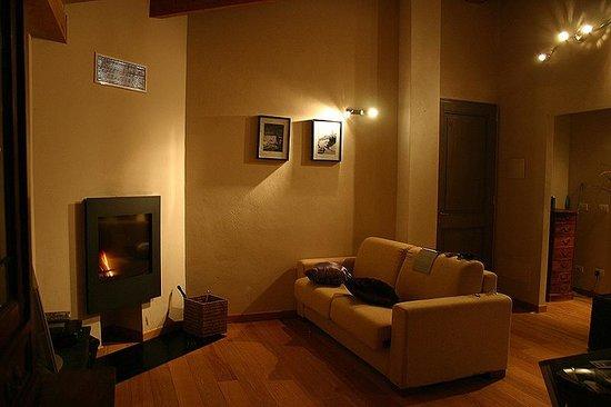 Borgo Pianello: Living, kitchen room