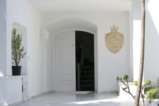 Casa Alexio: Main Entrance to house