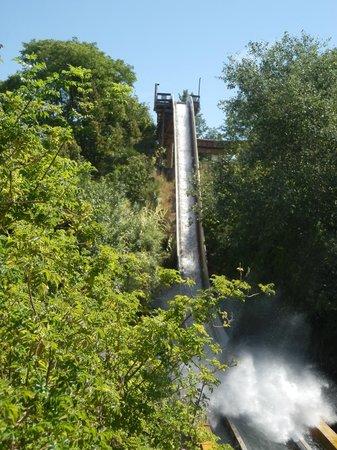 Parque Isla Mágica: Anaconda