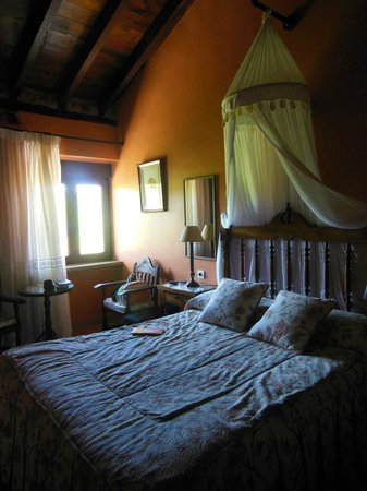 Posada Herran: la chambre