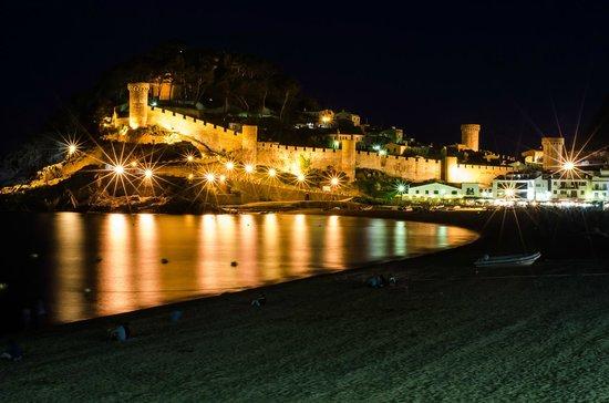 Tossa Beach Hotel: Tossa de Mar