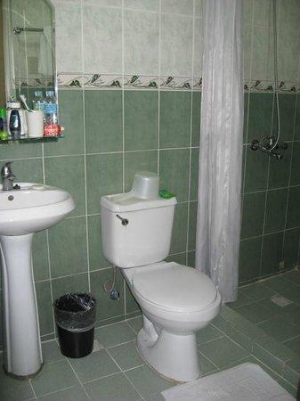 Oyster Plaza Hotel : Bathroom