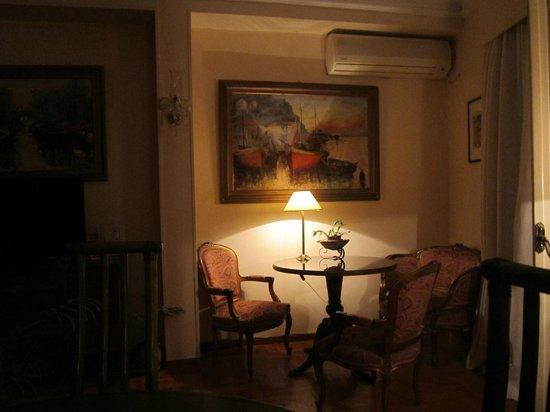 Art Gallery Hotel : Salotto della colazione