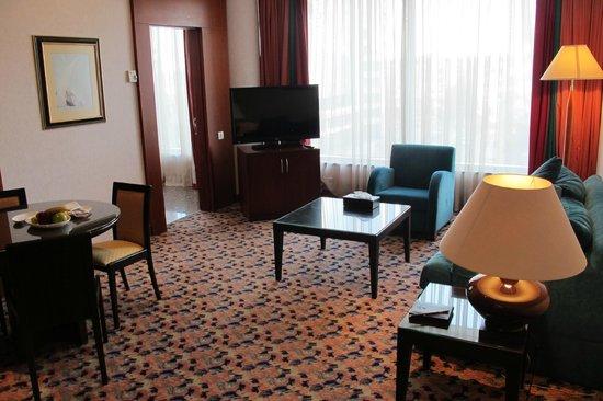 Kempinski Hotel Amman: Sitting room