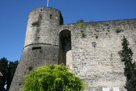 Rocca di Bergamo : torrione