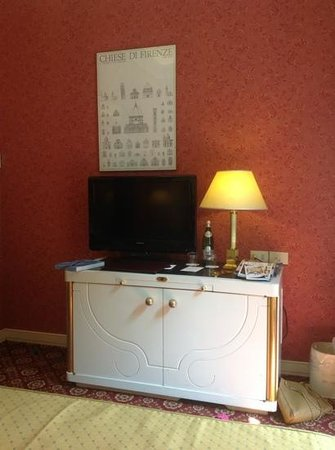 Hotel Regency : leading hotel of the world room?!
