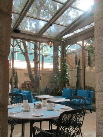 Bay Club Haifa Hotel - an Atlas Boutique Hotel : breakfast room