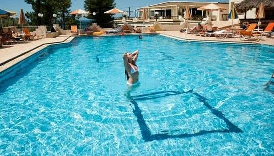 Rethymno Sunset Hotel: Pool