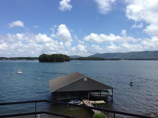 Smith Mountain Lake-Virginia