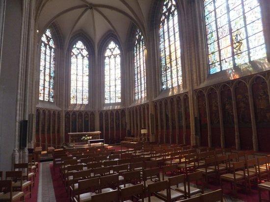 Eglise Notre-Dame (Onze-Lieve-Vrouwekerk) : vue 1