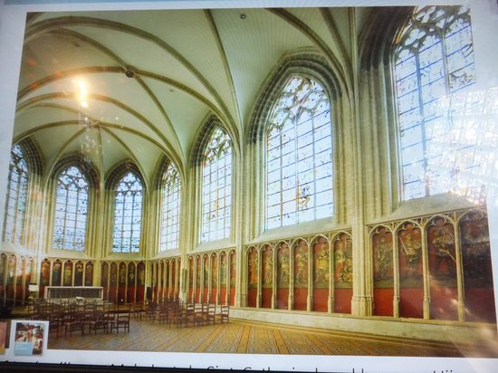 Eglise Notre-Dame (Onze-Lieve-Vrouwekerk) : ensemble