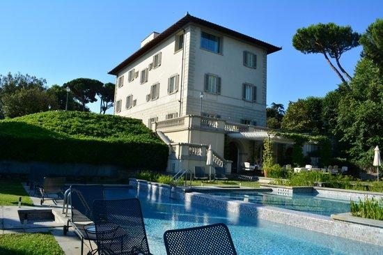 Villa La Vedetta : views