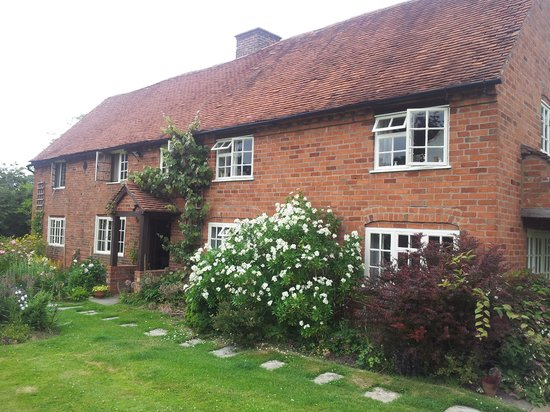 Haseley, UK: 400 year old farmhouse