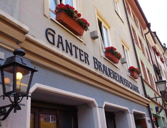 Ganter Brauereiausschank: Ganter Brauerieausshank