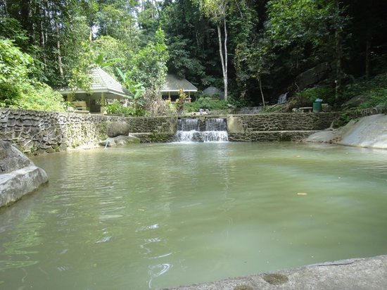 Kathu Waterfall : общий вид