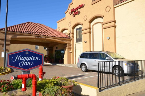 Hampton Inn San Francisco - Daly City : Motel