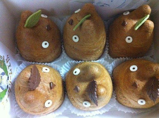 Shirohige Cream Puff: たくさん!