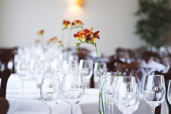 Coast Restaurant Table set up - Picture of Coast Restaurant at the ...