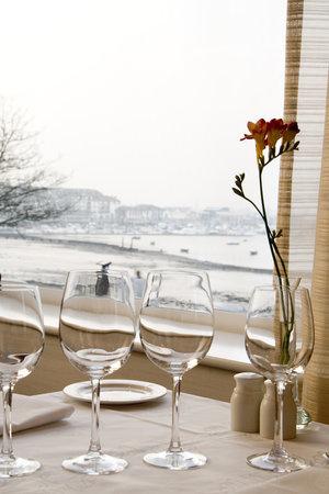 Coast Restaurant at the Grand Hotel Malahide: Coast Restaurant Sea Views