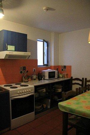 AthenStyle Hostel: Kitchen