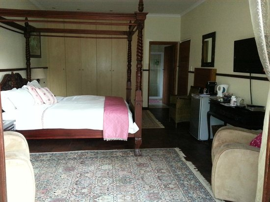 Greenlea Guest House: Room