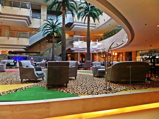 Park Plaza Beijing Science Park: Hotel lobby