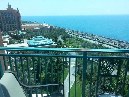 View From The Swimming Pool Picture Of Atlantis The