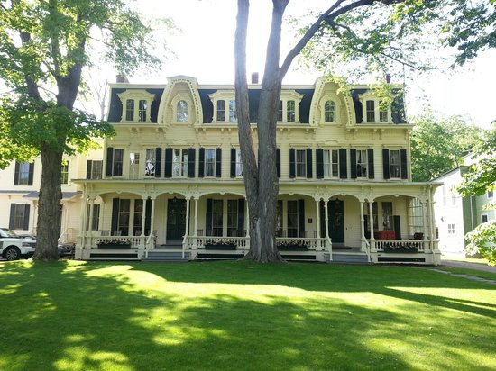 The Inn at Cooperstown: Lovely Historic Inn