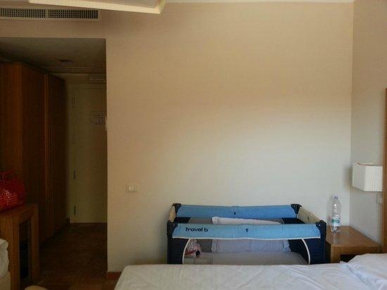 Donnalucata Hotel & Resort: dettaglio camera